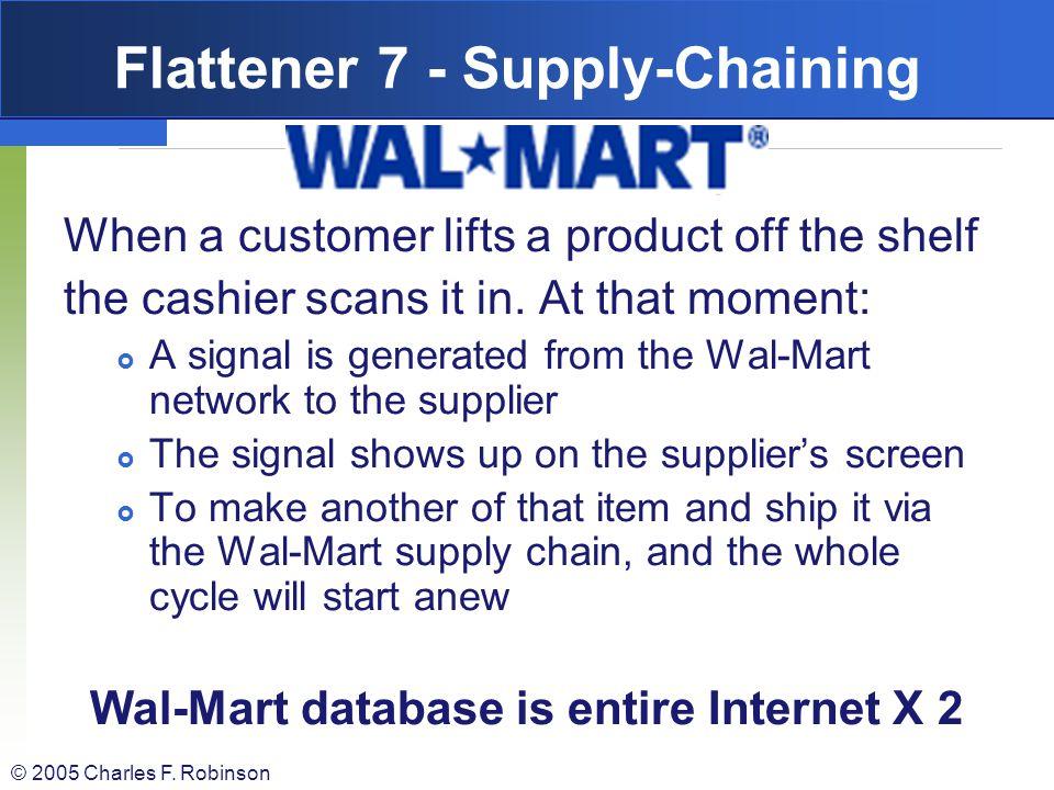 Flattener 7 - Supply-Chaining