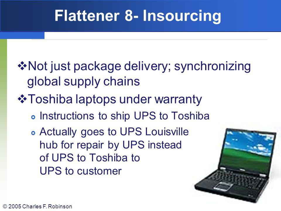 Flattener 8- Insourcing
