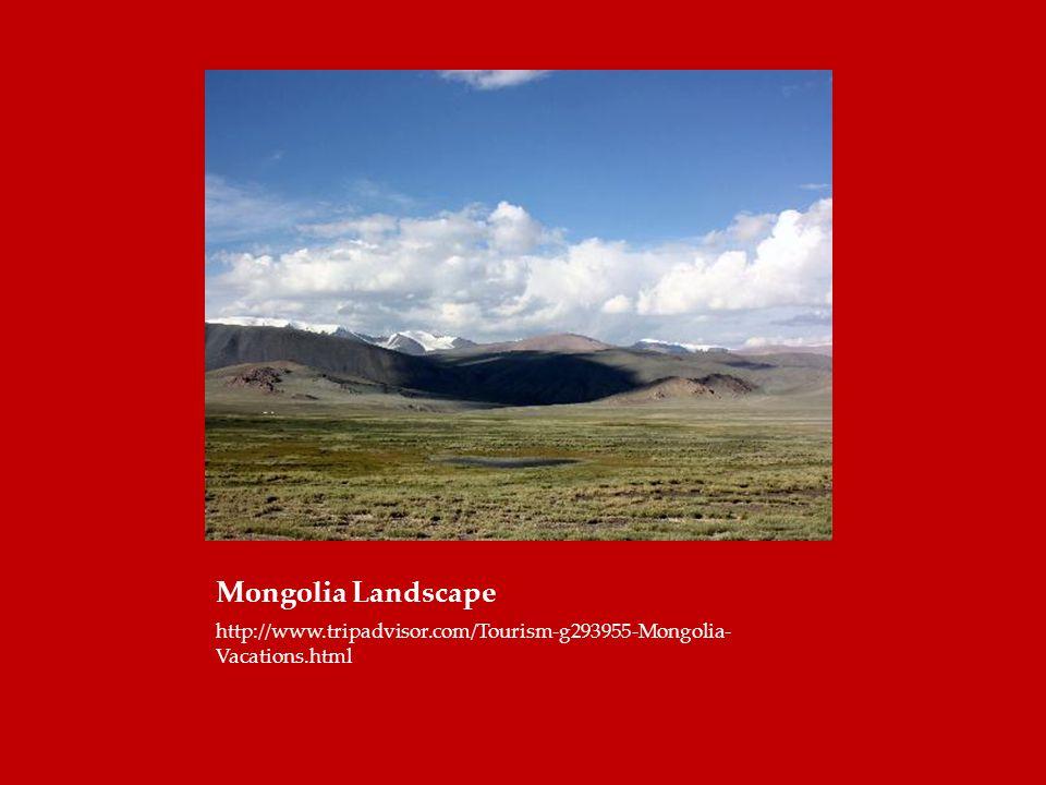 Mongolia Landscape http://www.tripadvisor.com/Tourism-g293955-Mongolia-Vacations.html