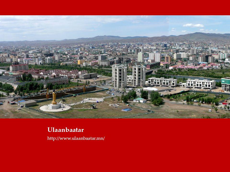 Ulaanbaatar http://www.ulaanbaatar.mn/