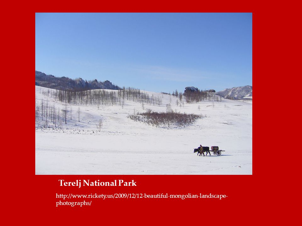Terelj National Park http://www.rickety.us/2009/12/12-beautiful-mongolian-landscape-photographs/