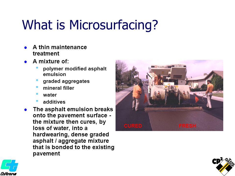 What is Microsurfacing