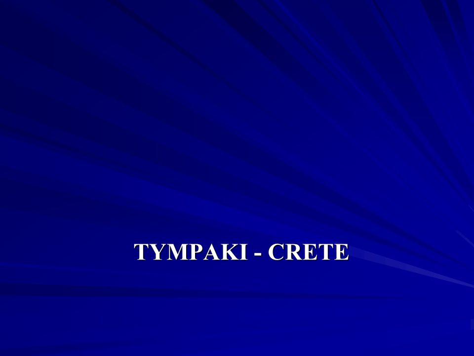 TYMPAKI - CRETE