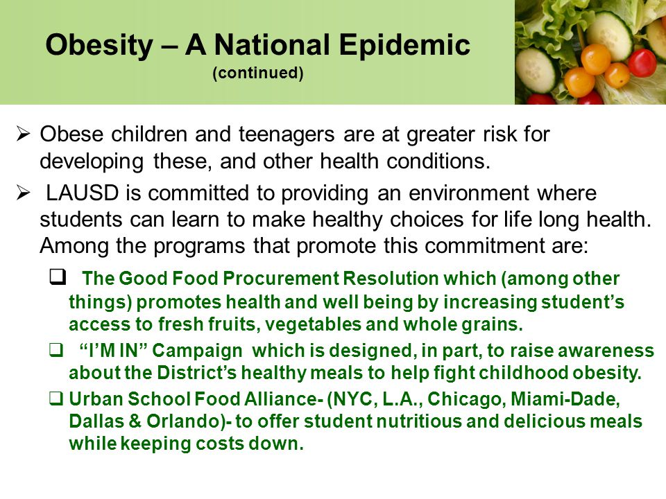 obesity epidemic and nations health essay The obesity epidemic security of these nations disease and diabetes have also factored in the decision to declare obesity as a public health epidemic.