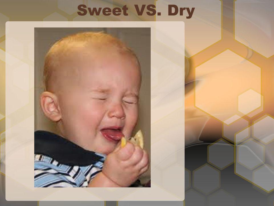 Sweet VS. Dry How much honey Type of yeast