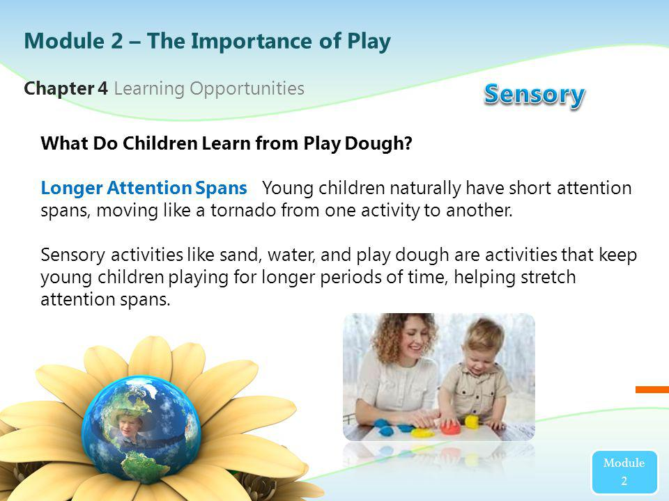Module 2 – The Importance of Play