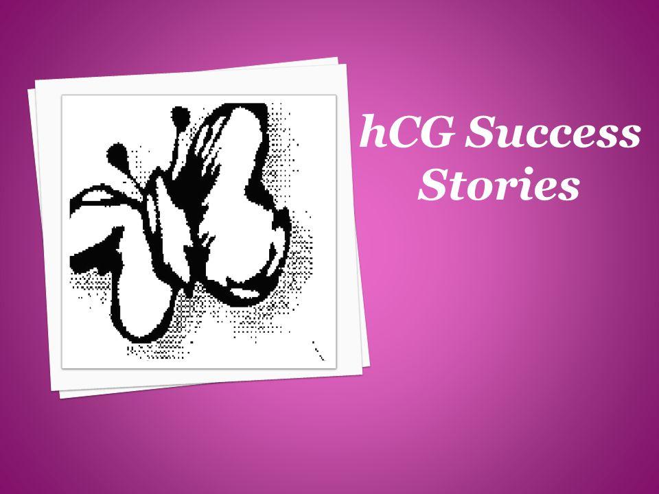 hCG Success Stories