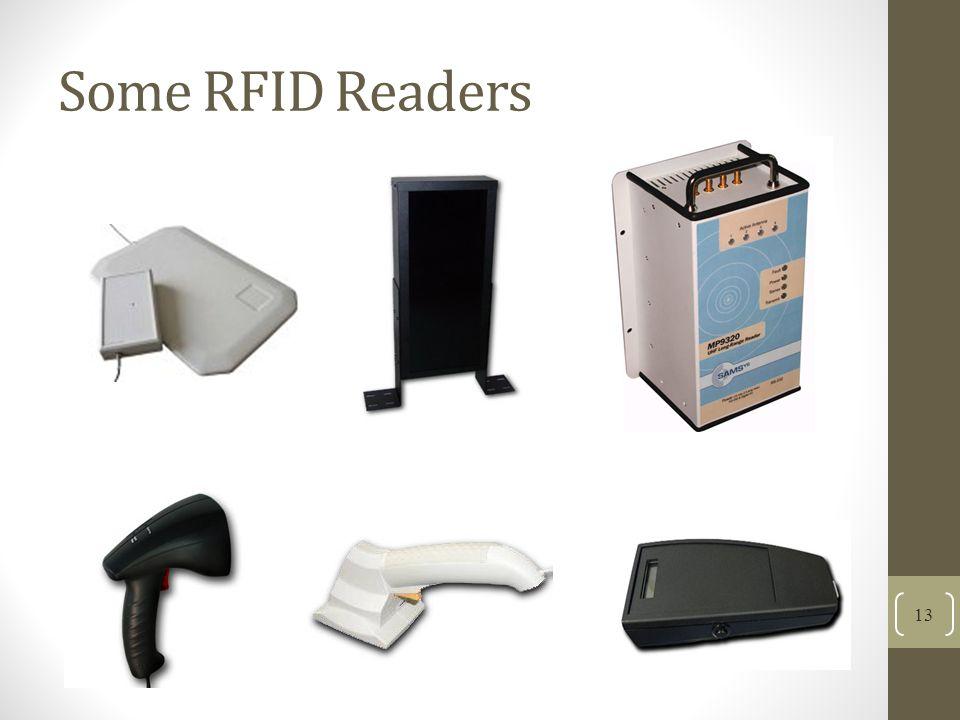 Some RFID Readers