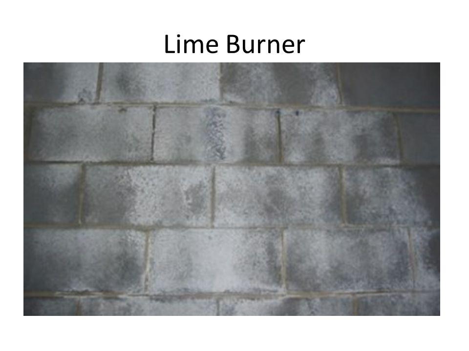 Lime Burner