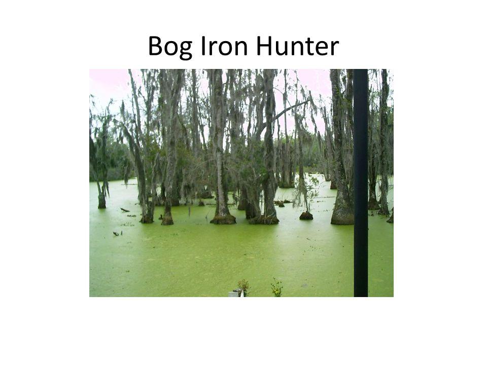 Bog Iron Hunter