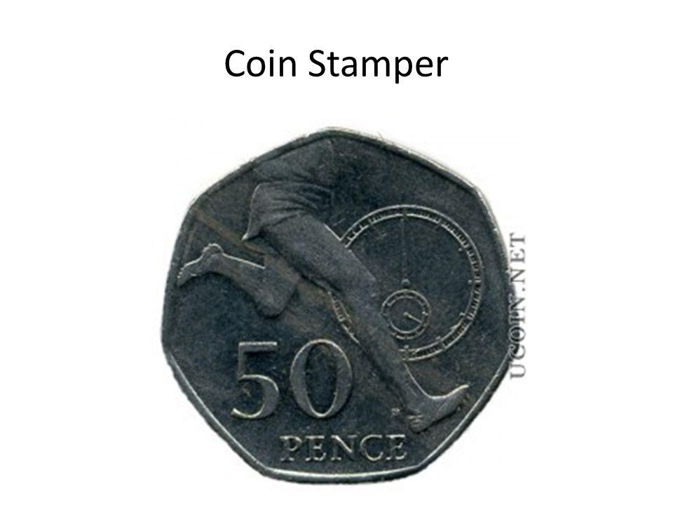Coin Stamper