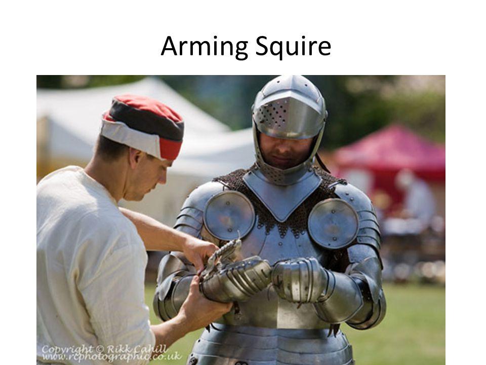 Arming Squire