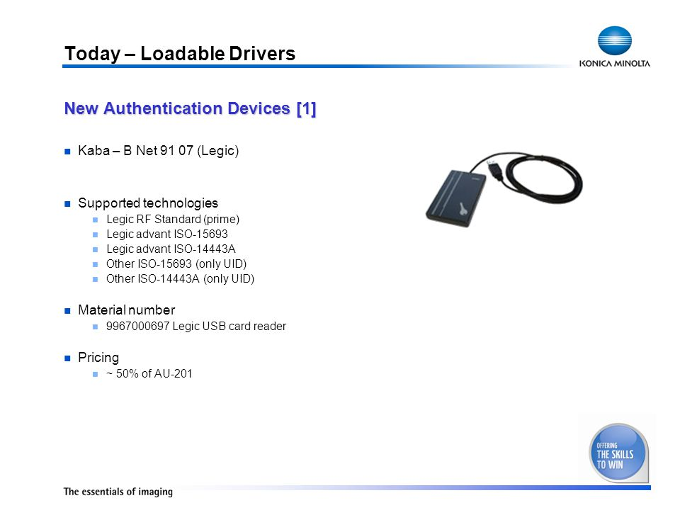 Today – Loadable Drivers