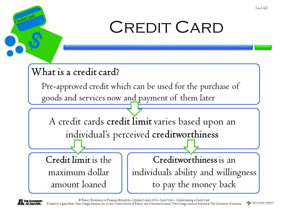 Credit limit is the maximum dollar amount loaned