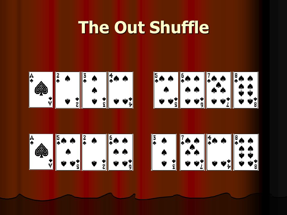 The Out Shuffle
