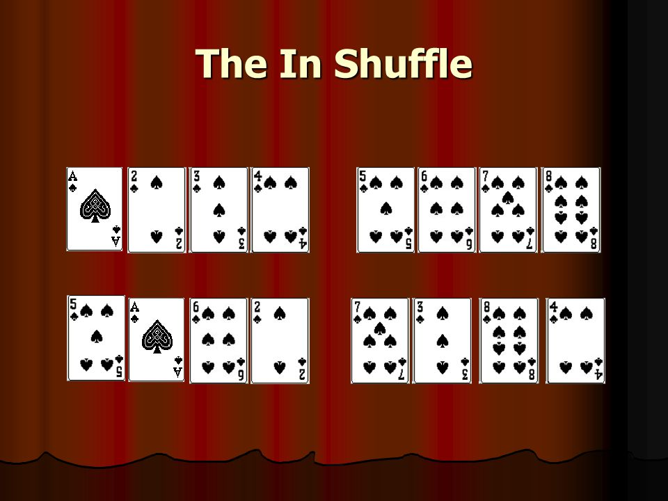 The In Shuffle