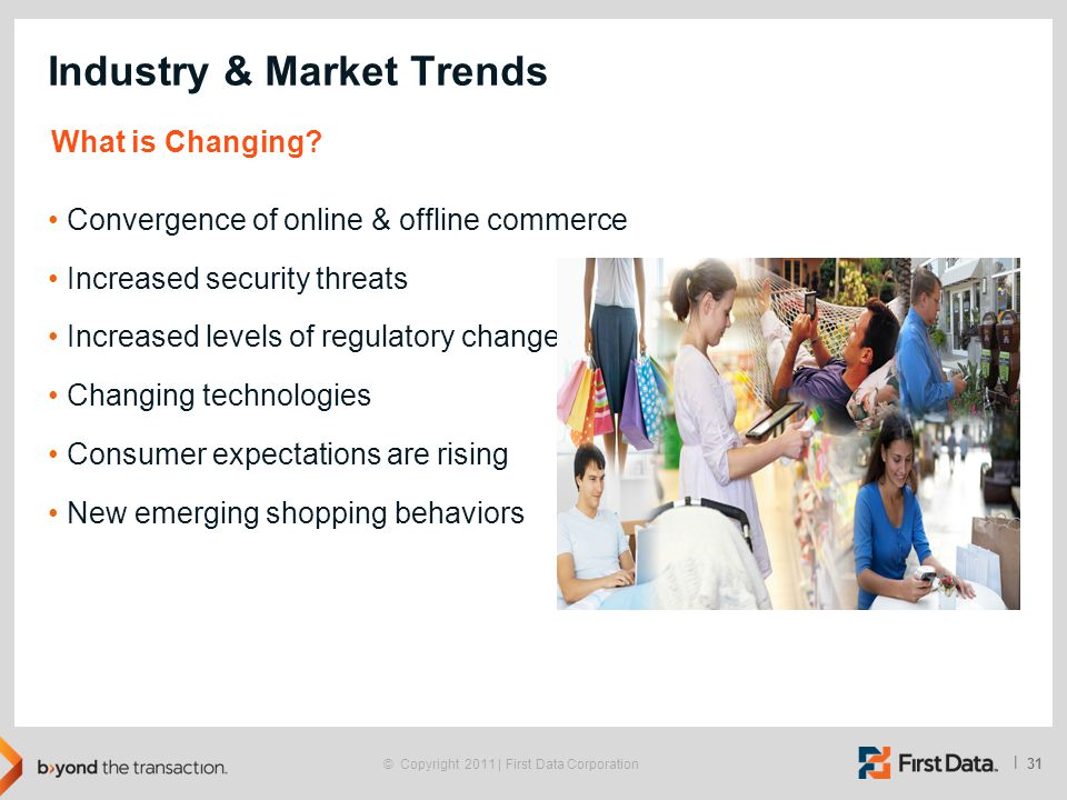 Industry & Market Trends