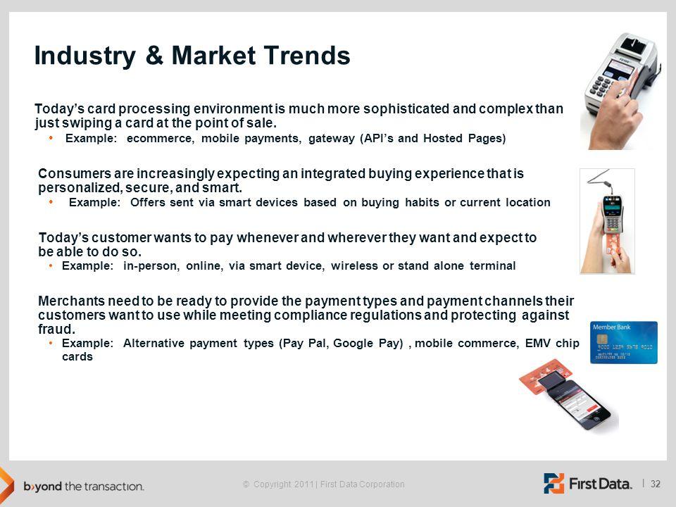 Industry & Market Trends