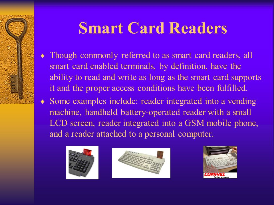 Smart Card Readers