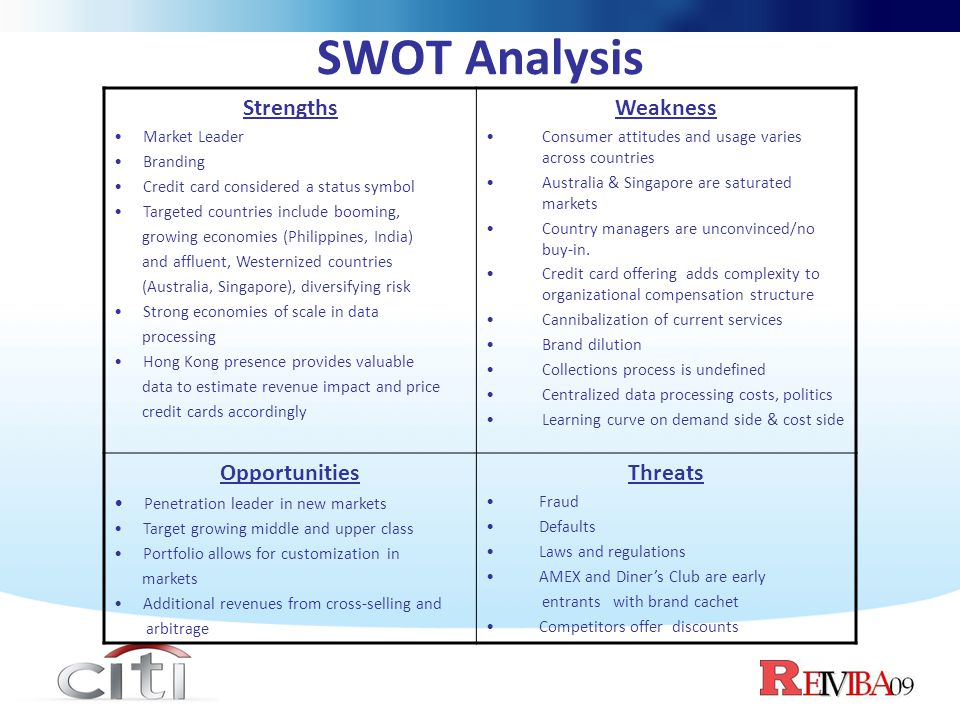 swot analysis state bank of india (b) state bank of india is a government owned commercial bank in india and thus the major stakeholder of the bank is central government of india employees, management, customers, trade unions and shareholders are also the stakeholders of sbi.