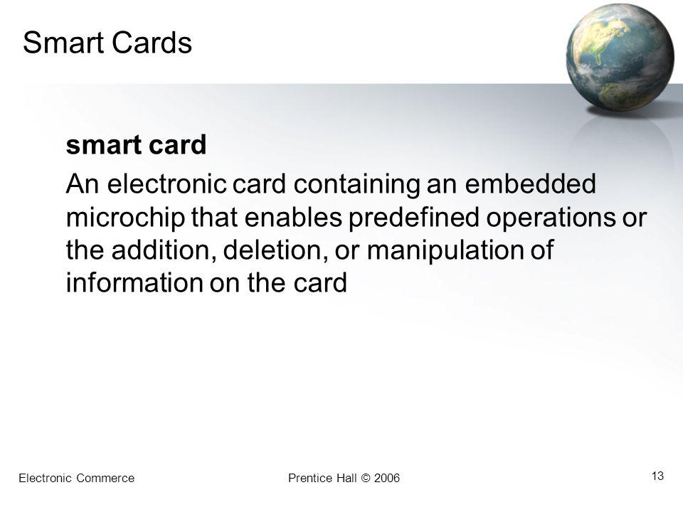 Smart Cards smart card.