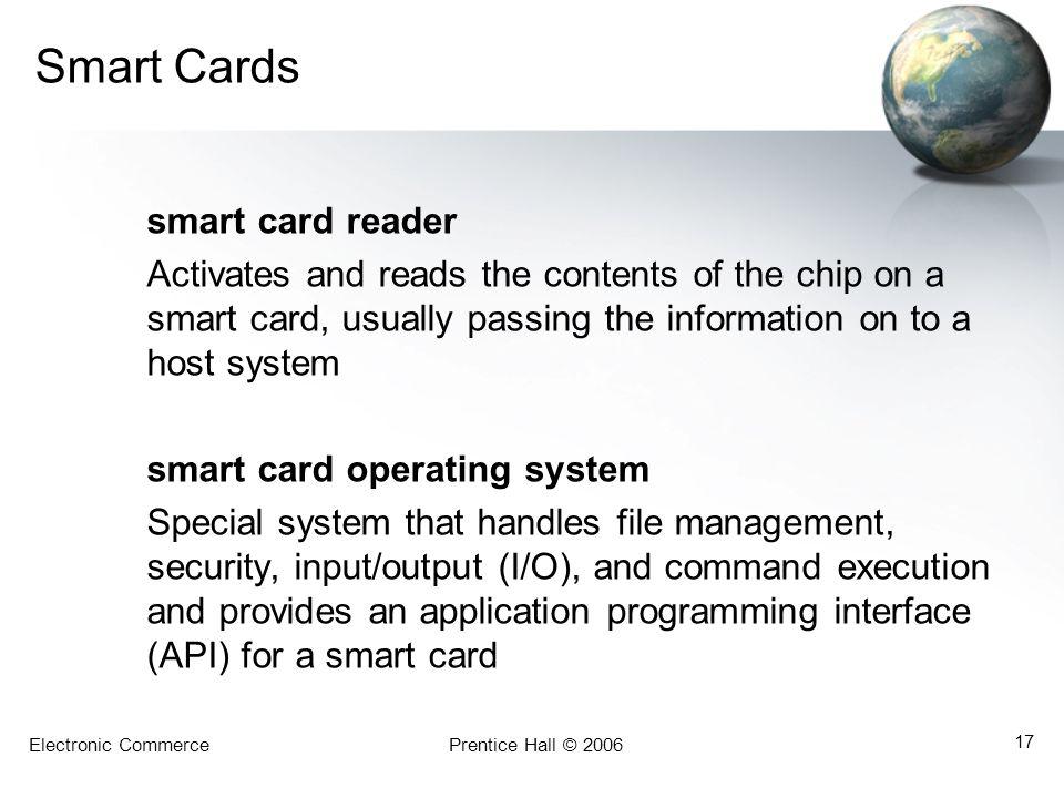 Smart Cards smart card reader