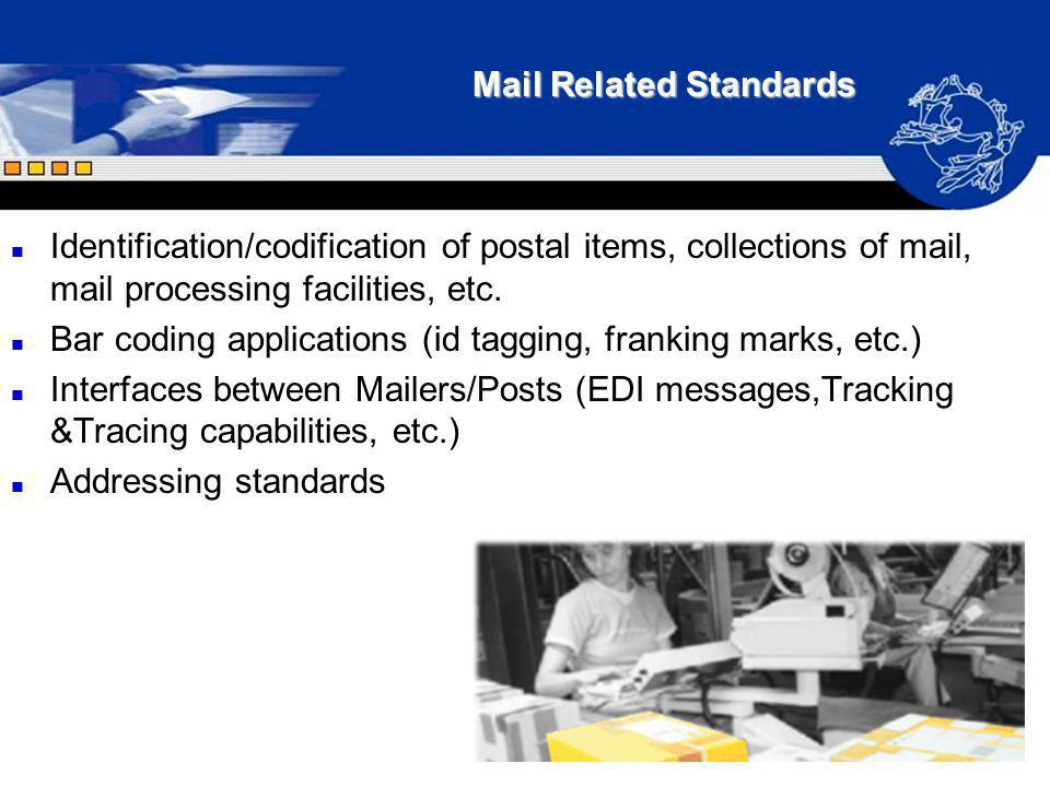 Mail Related Standards