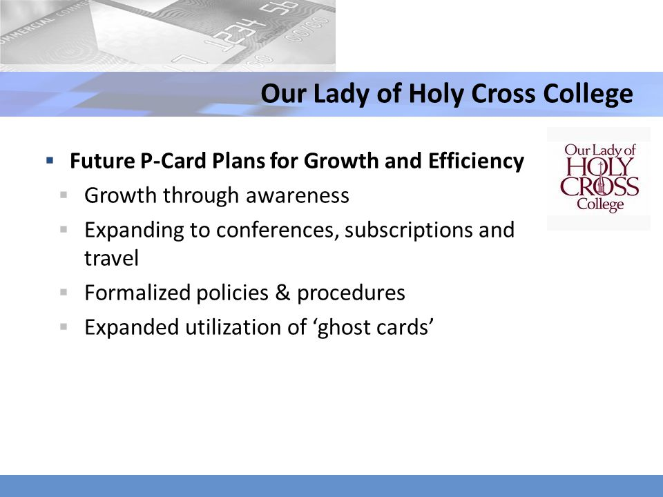 Our Lady of Holy Cross College