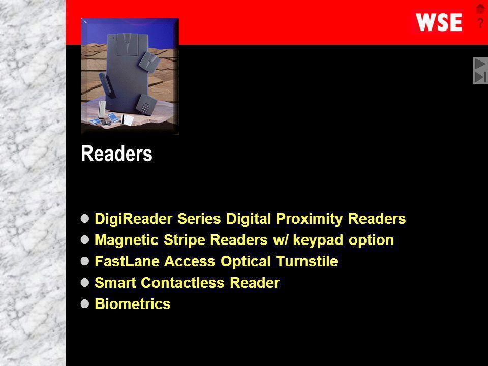 Readers DigiReader Series Digital Proximity Readers
