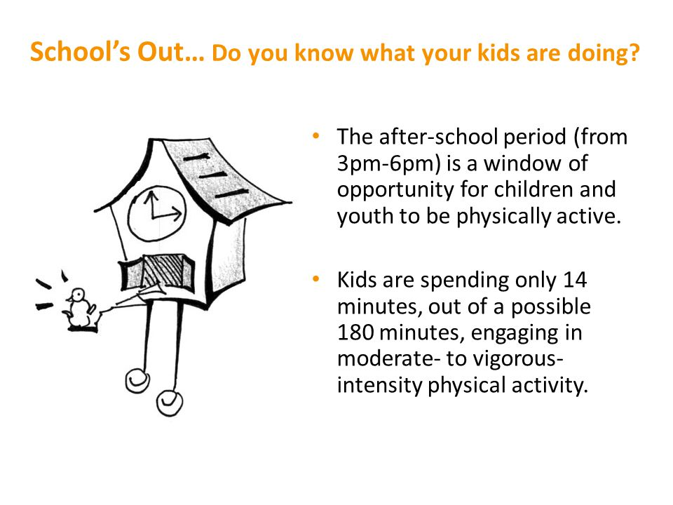 School's Out… Do you know what your kids are doing