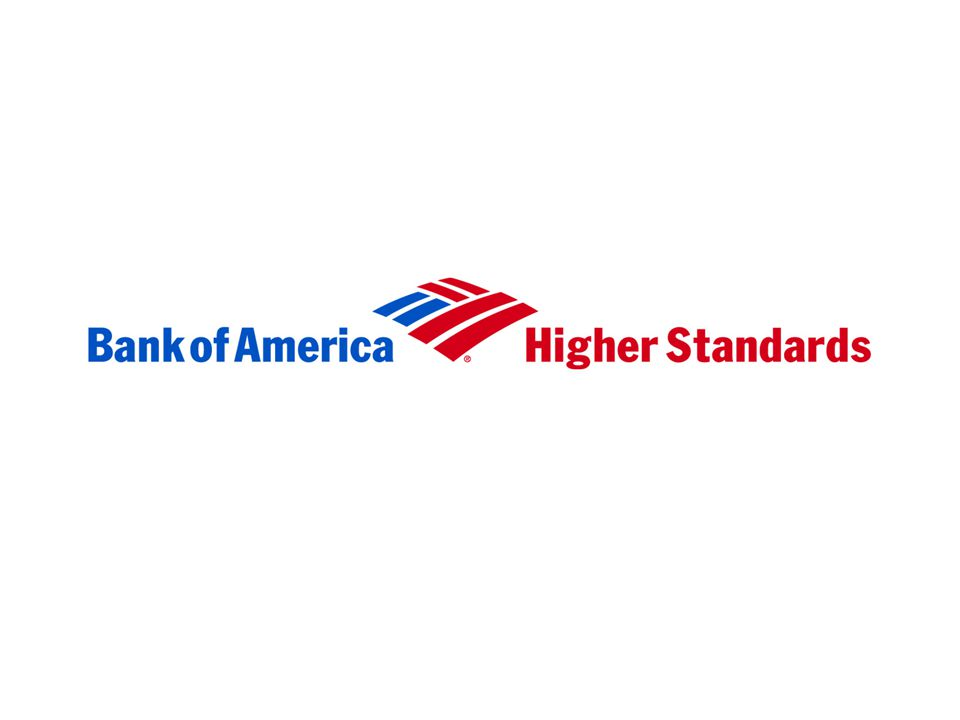 Bank of America 3/31/2017 Presentation Template