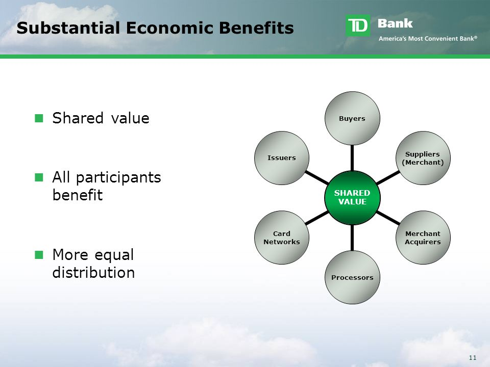 Substantial Economic Benefits