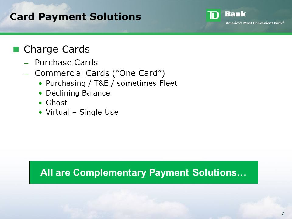 Card Payment Solutions