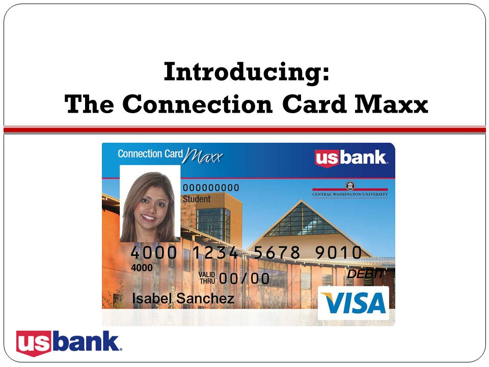 Introducing: The Connection Card Maxx