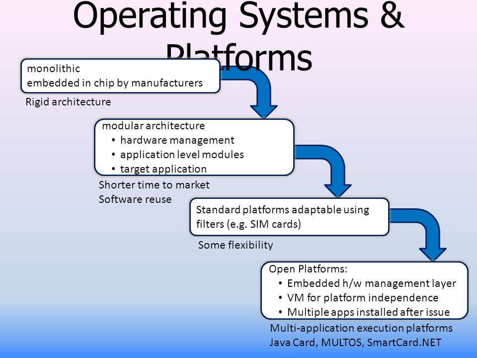 Operating Systems & Platforms
