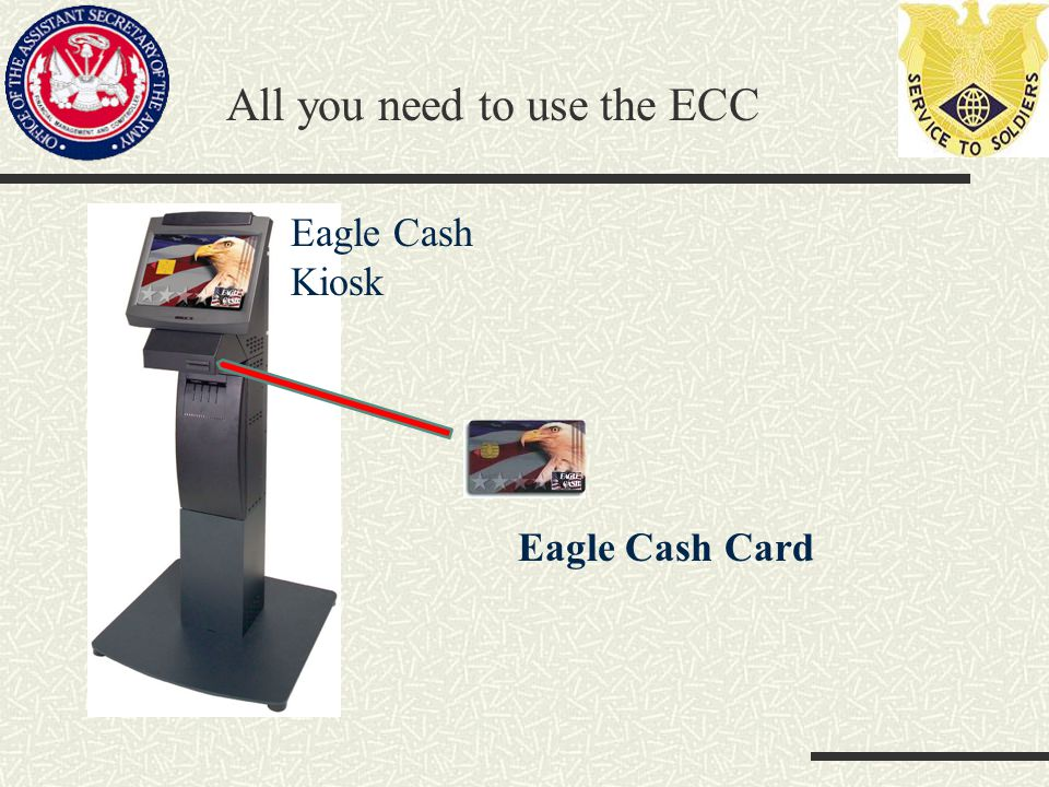 All you need to use the ECC