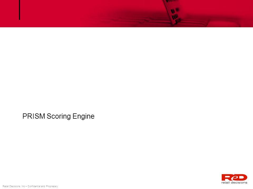 PRISM Scoring Engine