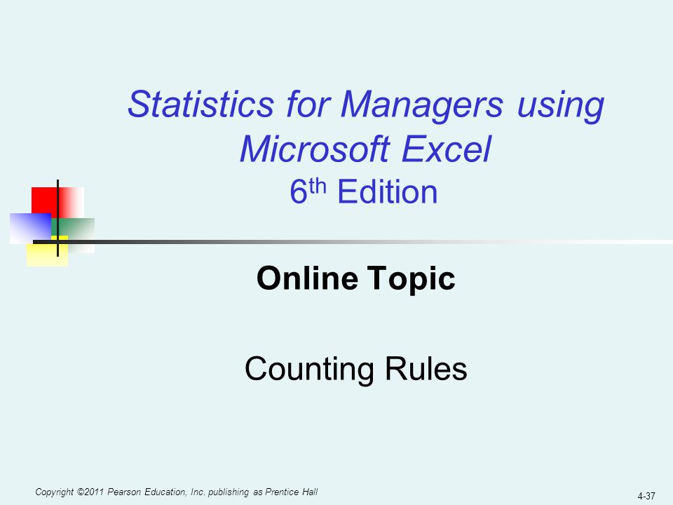 Online Topic Counting Rules