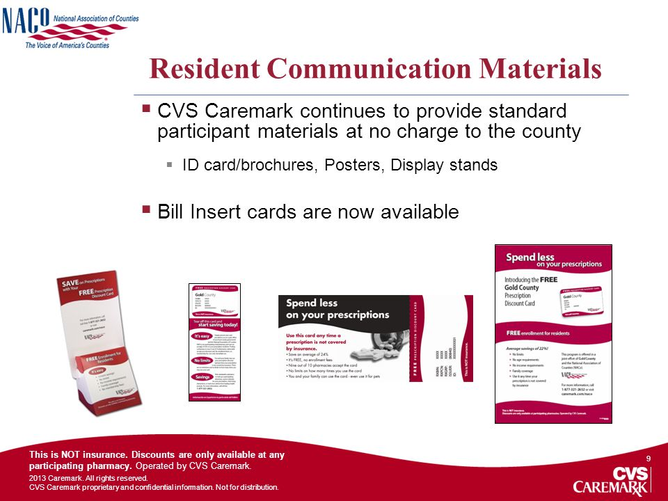 Resident Communication Materials