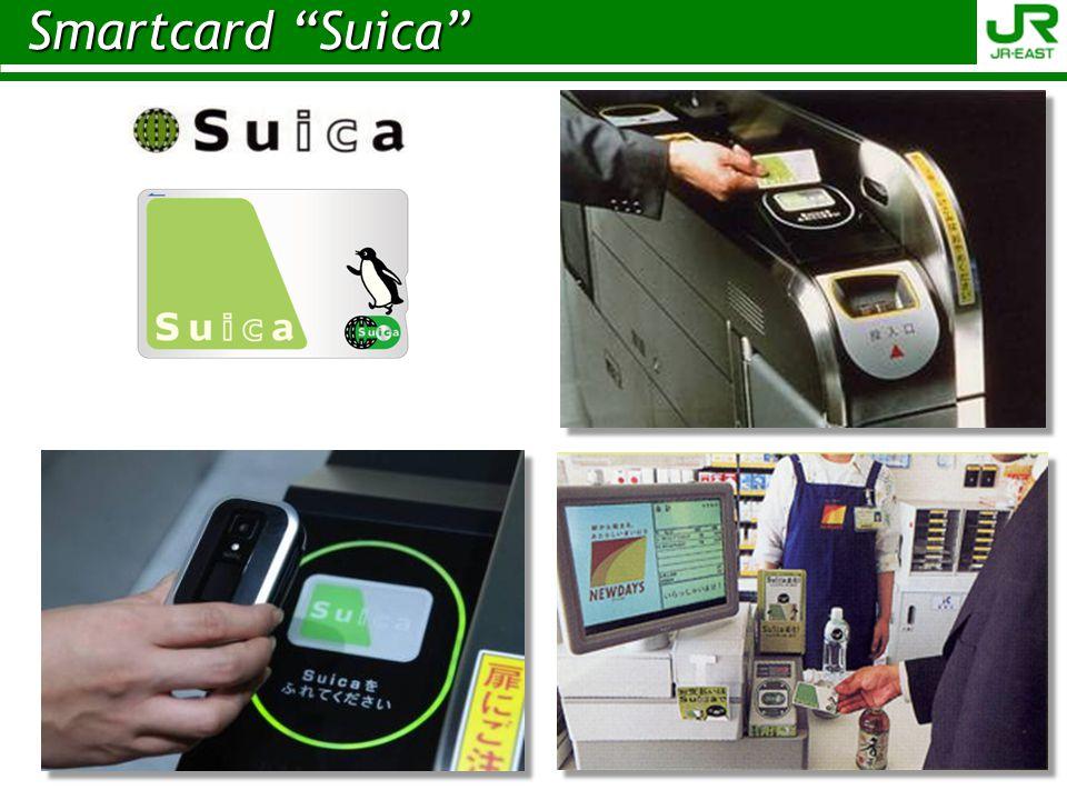 Smartcard Suica