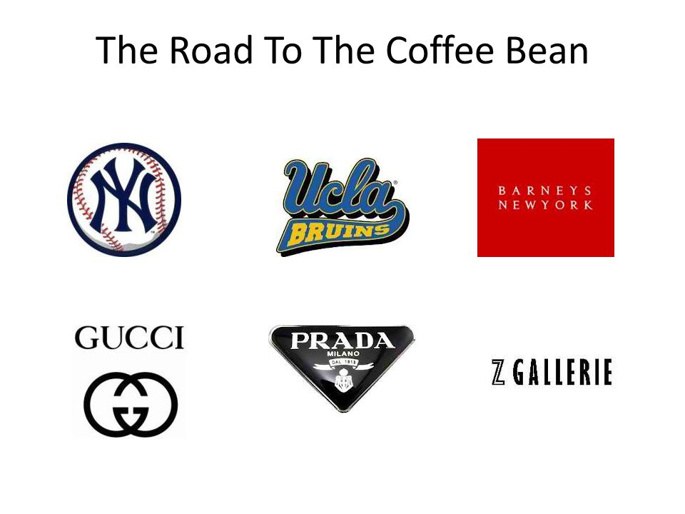 The Road To The Coffee Bean