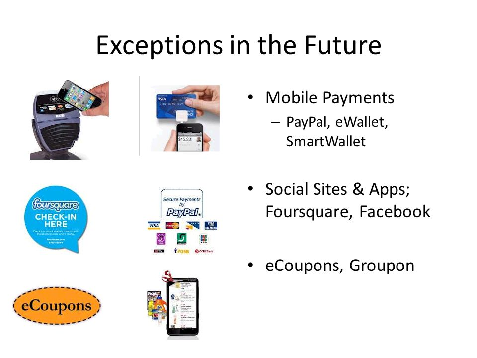 Exceptions in the Future