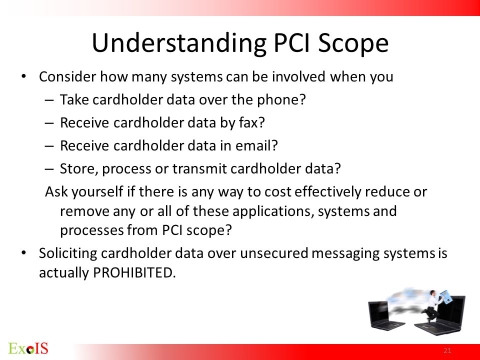 Understanding PCI Scope
