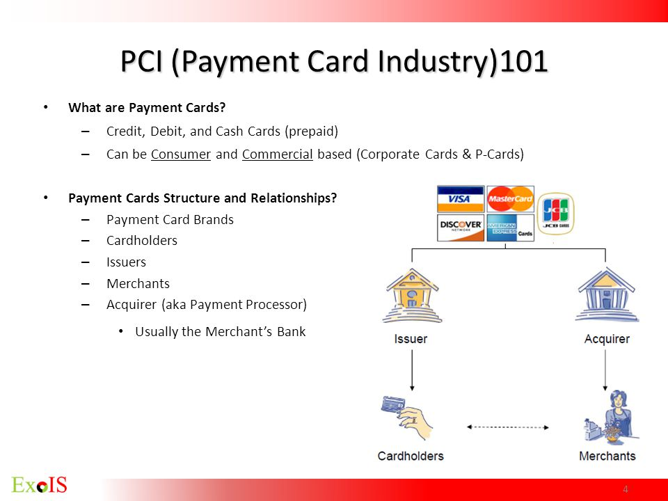 PCI (Payment Card Industry)101
