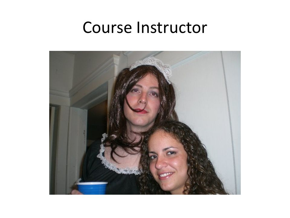 Course Instructor