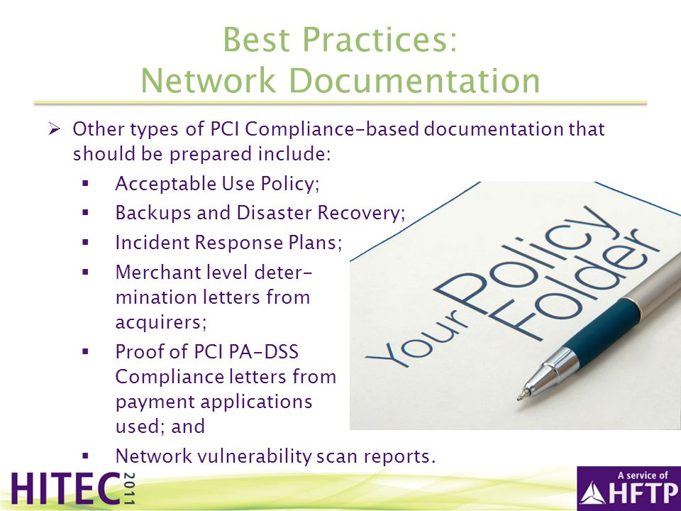 Best Practices: Network Documentation
