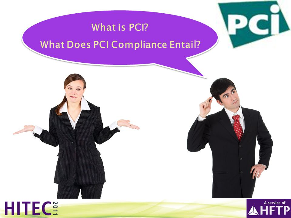 What Does PCI Compliance Entail