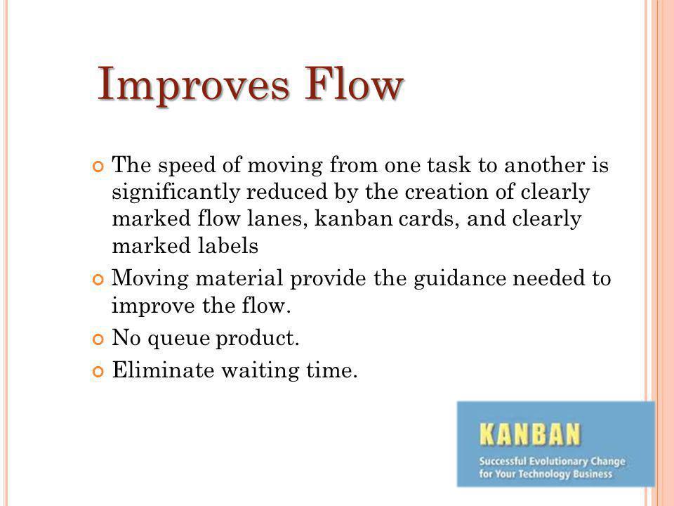 Improves Flow