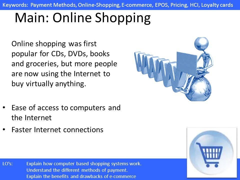 Main: Online Shopping