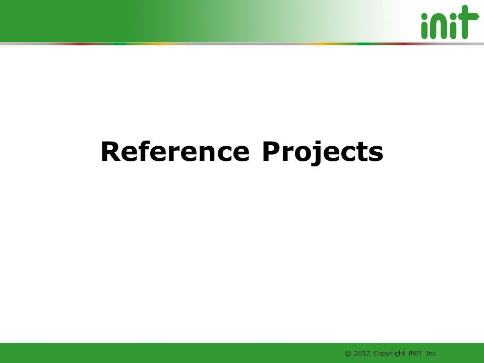 Reference Projects